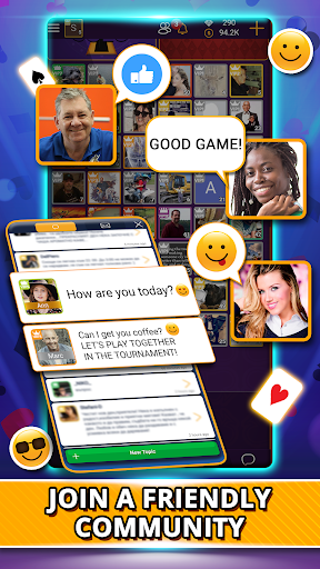 VIP Games: Hearts, Rummy, Yatzy, Dominoes, Crazy 8 android2mod screenshots 6