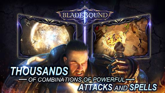 Bladebound: hack and slash RPG - náhled