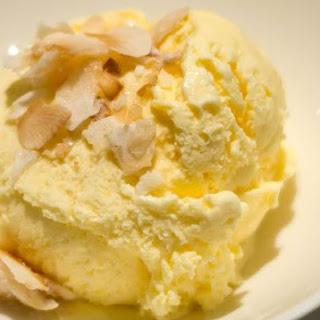 Jackfruit Ice Cream.