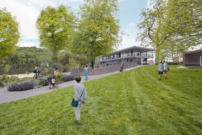 £1.5m plans for riverside recreation area