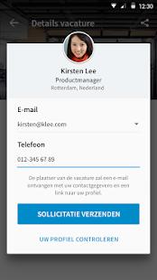 sollicitatie profiel LinkedIn Job Search   Apps op Google Play sollicitatie profiel