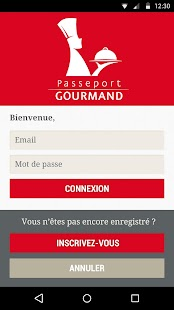 Passeport Gourmand Bas-Rhin Capture d'écran