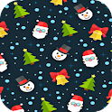 Christmas Background Wallpaper icon
