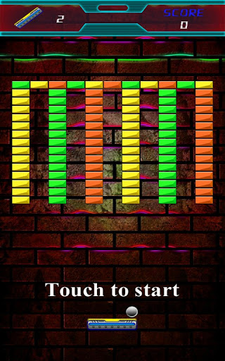 Smash8X Brick Ball Game - Free Brick Breaker Games - screenshot