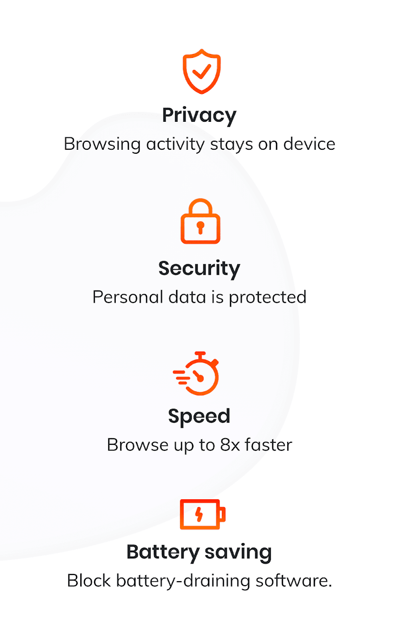 Brave Privacy Browser: Fast, free and safe browser Screenshot 6