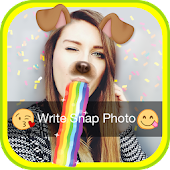 Write Snap Upload – Snap Text