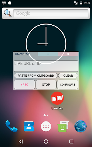 UNowRec:Record App for YouNow  screenshots 2