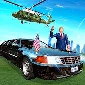US President Helicopter, Limo Car Driving Games Android APK Download Free By Falcon Gamerz