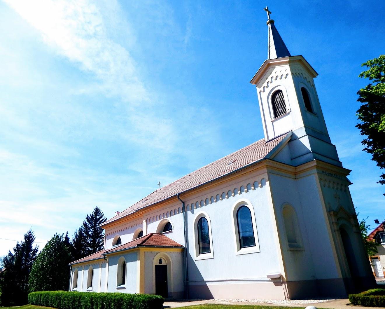 Szombathely - Herényi Szent György rk. templom