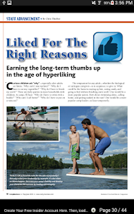 Camp Business Magazine- screenshot thumbnail