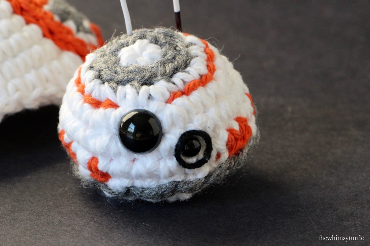 Completed BB-8 head!