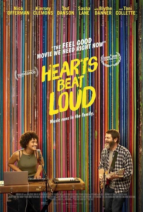 Ritmos del corazón (Hearts Beat Loud)