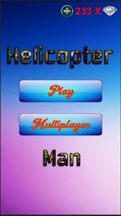 Helicopter Man - náhled