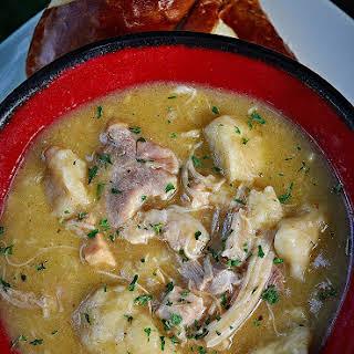 Crock Pot Chicken n Dumplings.