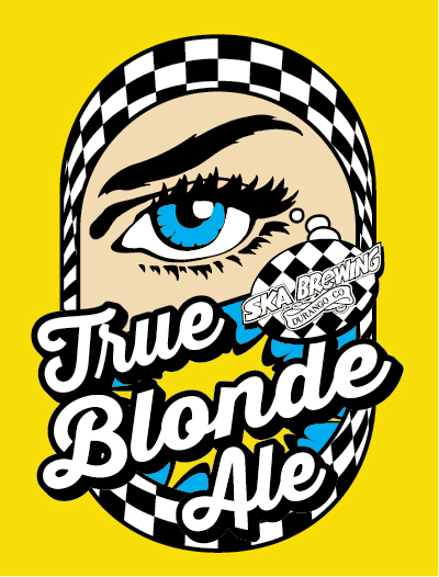 Logo of Ska True Blonde Ale