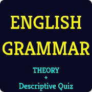 English Grammar (Theory + Descriptive Quiz)