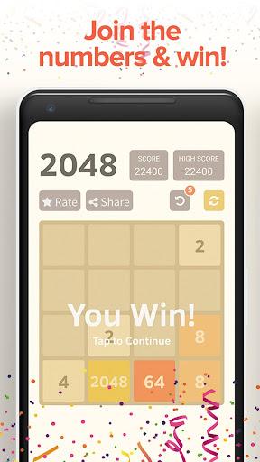 2048  screenshots 2
