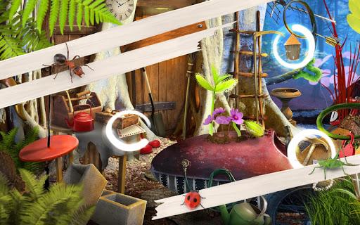 Télécharger Jardin des Fées - Jeux Objets Cachés APK MOD 2