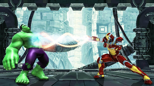 Ultimate Superhero Avenger Immortal Gods Arena War 1.0 screenshots 10