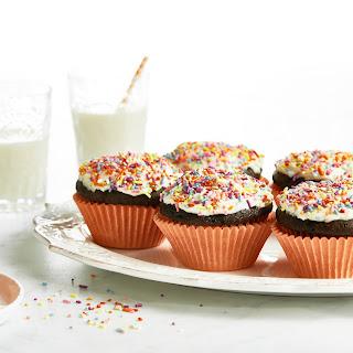 Fail-Proof Vegan Chocolate Cupcakes.