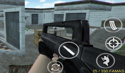 Critical Strike Ops Online Fps apkpoly screenshots 4