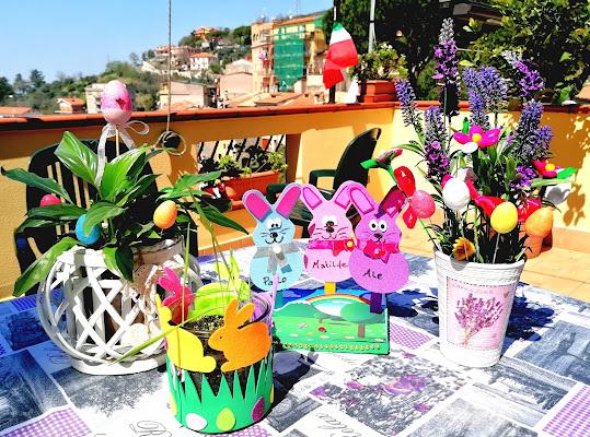 Pasqua in terrazza di alessandra_fina