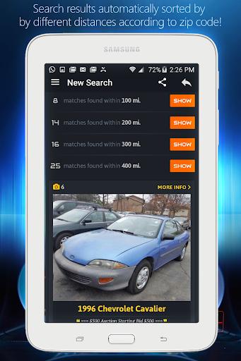 Cheap Cars For Sale - Autopten  screenshots 20