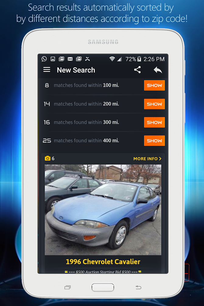 Cheap Cars For Sale - Autopten Android 20