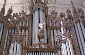 Photo: Die Orgel eignet sich unter anderem gut für Werke von Liszt und Mendelssohn