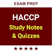 HACCP & Food Safety Flashcards 2018 Edition