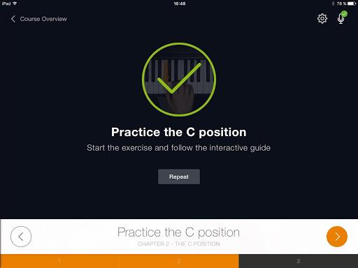 flowkey: Learn Piano 1.6.0 screenshots 16