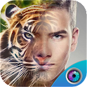InstaFace Animal face morphing icon
