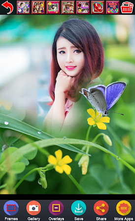 Butterfly Photo Frame 2016 1.1 screenshot 913081