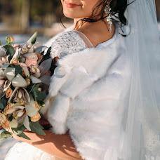 Wedding photographer Anna Solareva (MrsSolareva). Photo of 04.01.2019