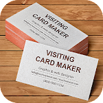 Business & Visiting Card Maker Icon