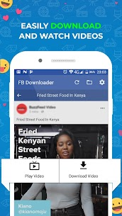 Video Downloader for Facebook Apk  Download For Android 2