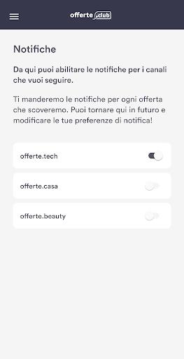 offerte.club screenshot 4