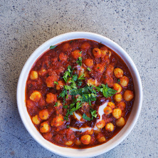 Roasted Chickpeas Tomato Recipes