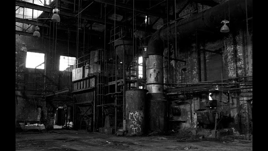 Industrialization. Super Wallpapers - náhled