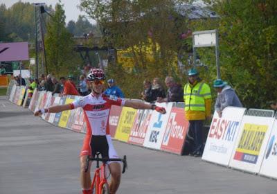 Vier juniors bepalen de cross in Boom, Belmans toont zich de sterkste