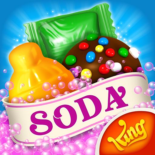 Candy Crush Soda Saga – APK MOD HACK – Dinheiro Infinito
