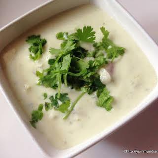 Onion Raita Recipe For Biryani, How To Make Onion Raita.