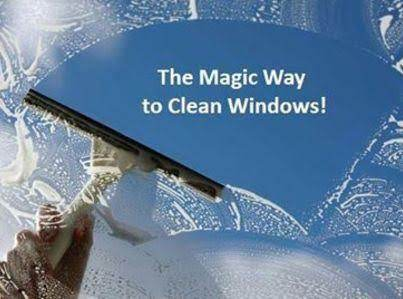 Magical Way To Clean Windows Recipe