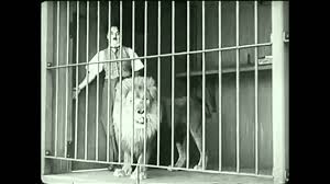 Image result for Logo of the lion cage