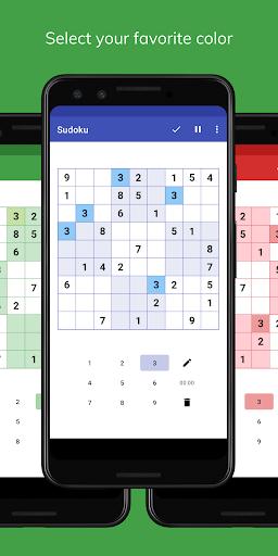 Sudoku - Free & Offline 2.2.2 screenshots 6