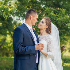Wedding photographer Olga Kolodkina (fotoolga48). Photo of 25.10.2018