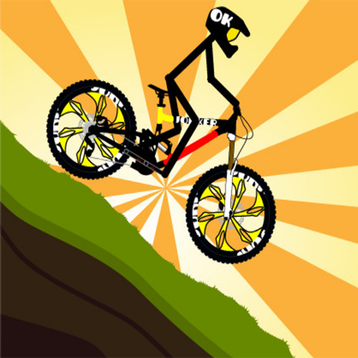Stickman Bycicle Wheel 1