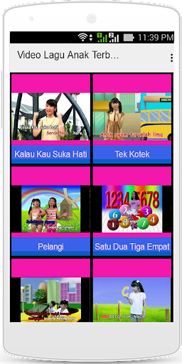Video Lagu Anak Terbaru 8.0 screenshots 1