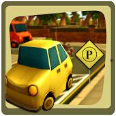 Town Car Parking
