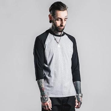 中袖T-shirt